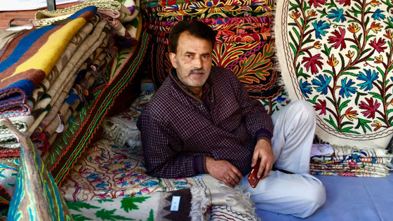 Namda's Last Hope: Changing The Face Of A Dying Craft From Kashmir