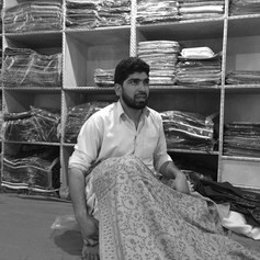 Zahoor Ahmad Mir, Aari Embroidery