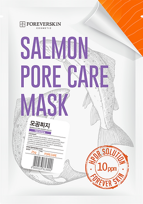 Salmon Pore Care Mask (pack of 5)