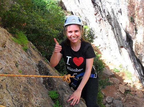 Experiência de Escalada na Fenda da Arrábida | Discover The Nature - Outdoor Events | Active Tourism