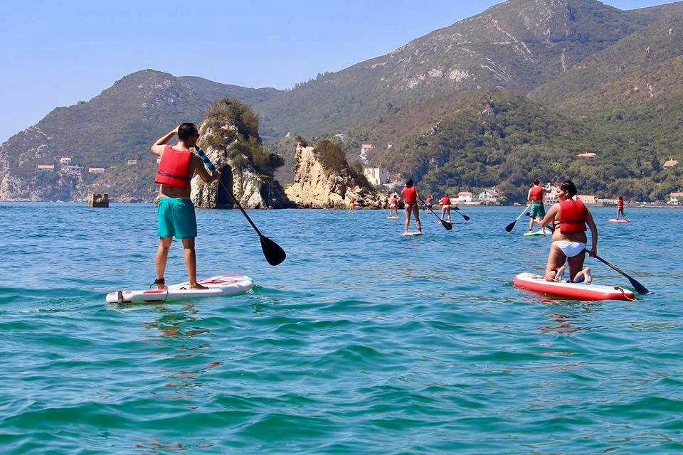 Stand Up Paddle_Discover The Nature