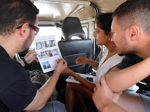RALLY PAPER ARRÁBIDA  | Discover The Nature | Team building