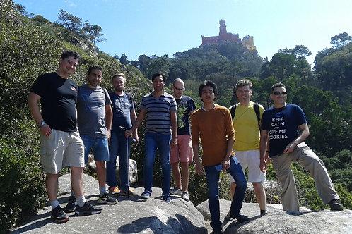 PEDESTRE PALÁCIOS DE SINTRA  | Discover The Nature | Team building