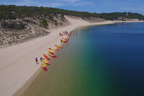 CANOAGEM LAGOA DA ALBUFEIRA | Discover The Nature | Active Tourism