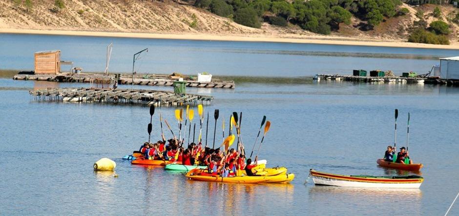 Canoagem Lagoa da Albufeira_ Discover Th