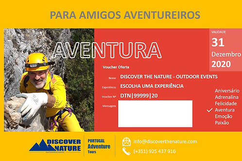 E-VOUCHER AVENTURARA | Discover The Nature