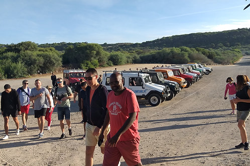 ARRÁBIDA JEEP TOUR | Discover The Nature | Team building
