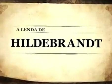 A ARRÁBIDA E A LENDA DE HILDEBRANDT
