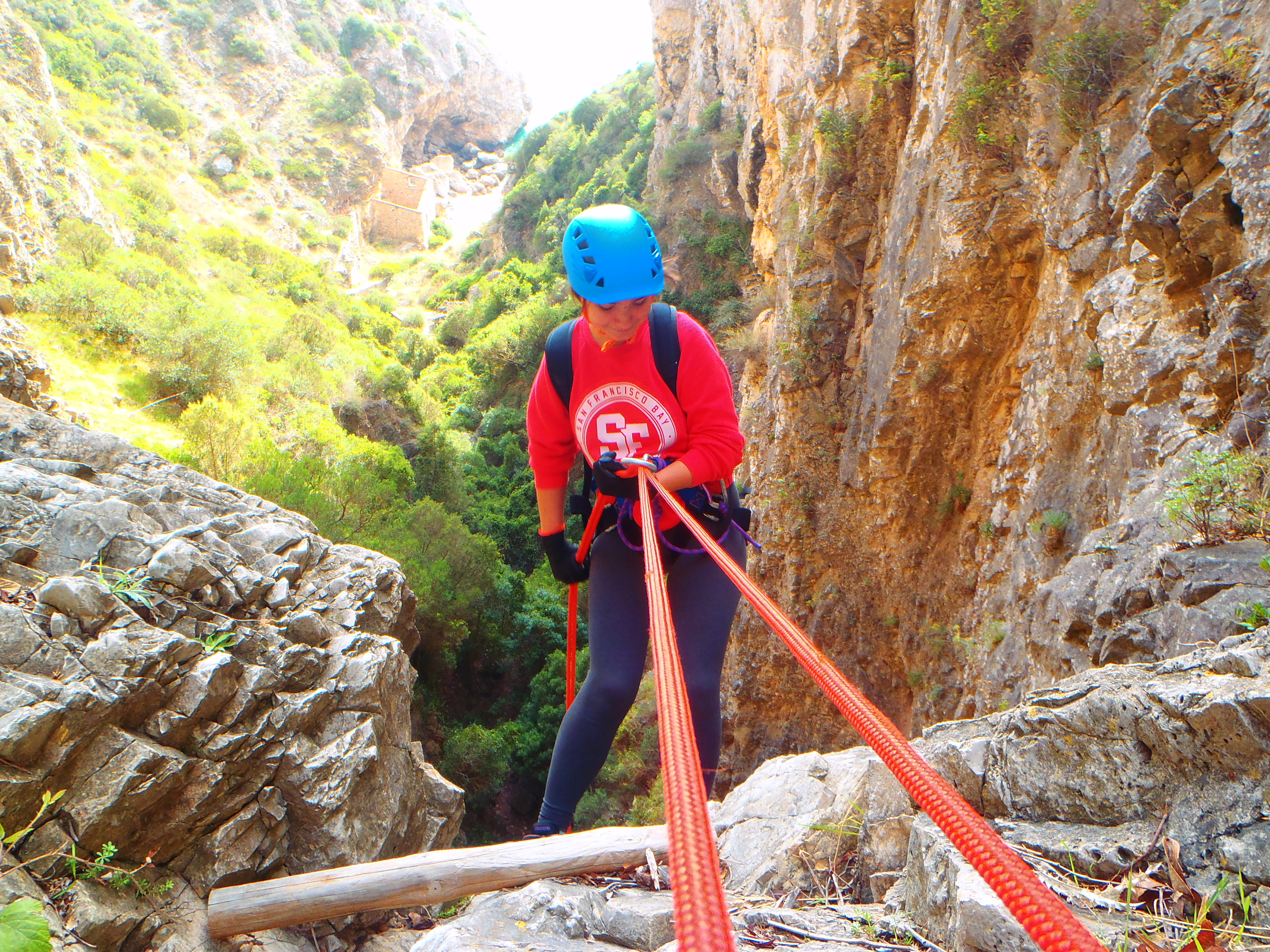 Circuito de Rappel _ Discover The Nature