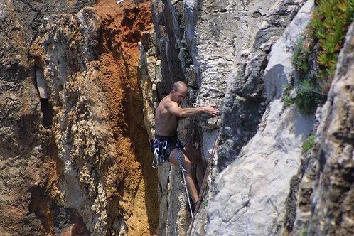 Experiência de Escalada em Cascais | Discover The Nature - Outdoor Events | Active Tourism