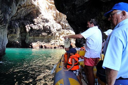ENSEADAS DA ARRÁBIDA - BOAT TOUR | Discover The Nature | Active Tourism
