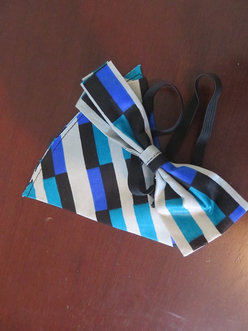 Bowtie with Pocket Square