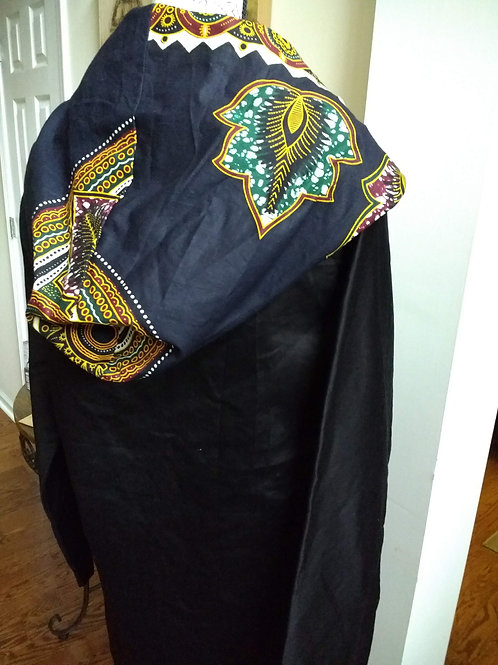 Traditional Hooded Jacket