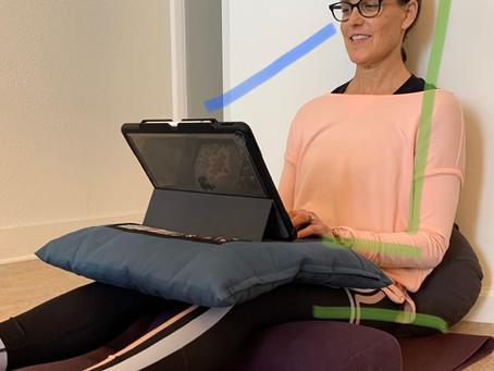 Home workstation + life ergonomics