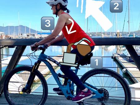 3 tips for a better bike body!