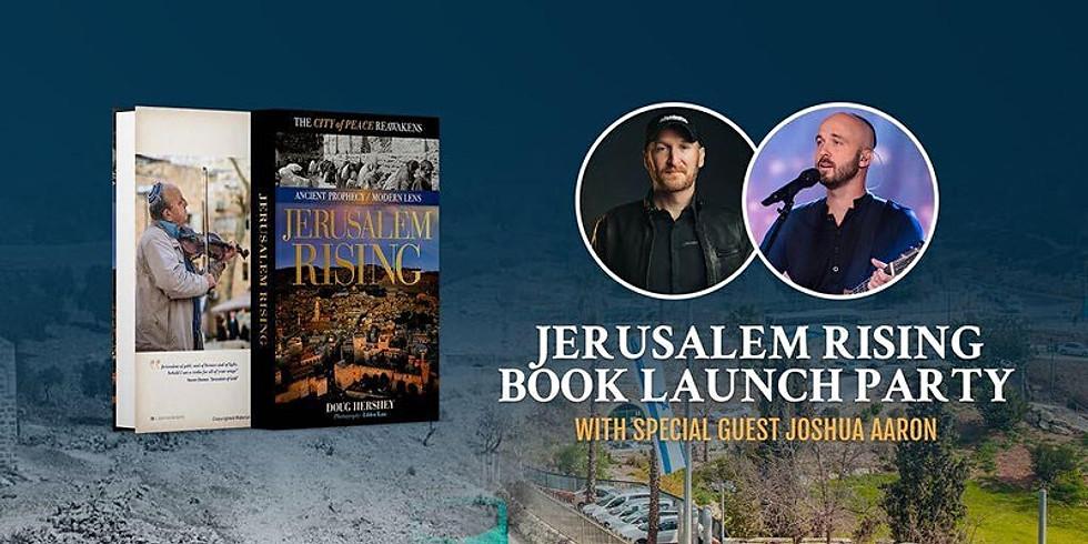 VIRTUAL Book Launch & Worship Night with Joshua Aaron