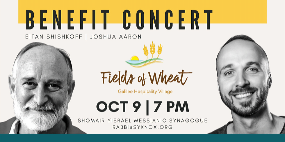 Fields of Wheat Benefit Concert / Knoxville TN