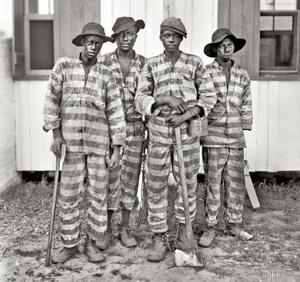 How many prisoners work in the US today? It's hard to say.