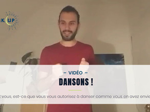 Dansons ! (discours Toastmasters)