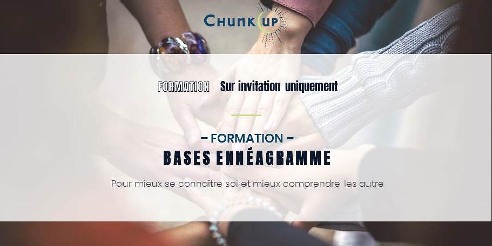 Bases ennéagramme (sur invitation)