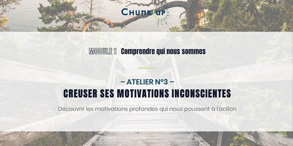 (M1) 03 - Creuser ses motivations inconscientes