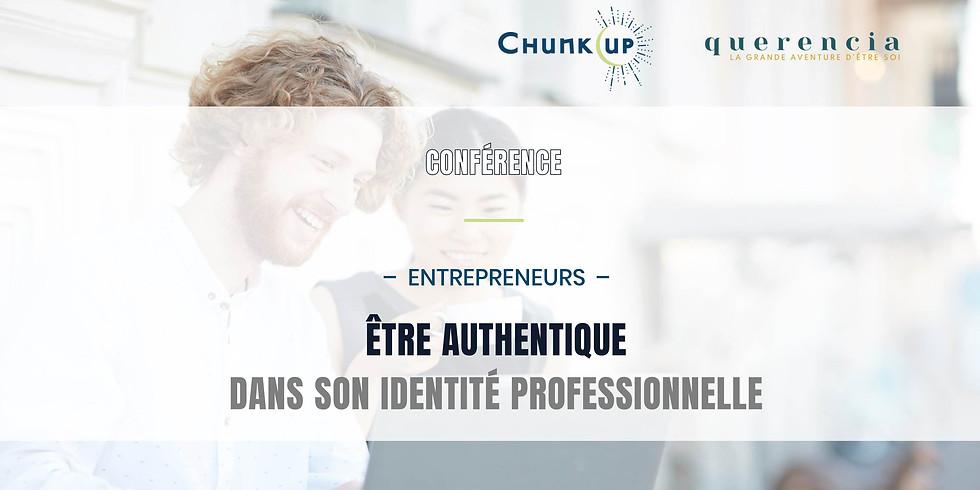 Entrepreneurs - Être authentique dans son identité professionnelle