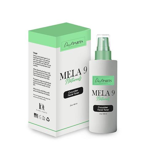 Mela9 Pure and Natural Cucumber Toner