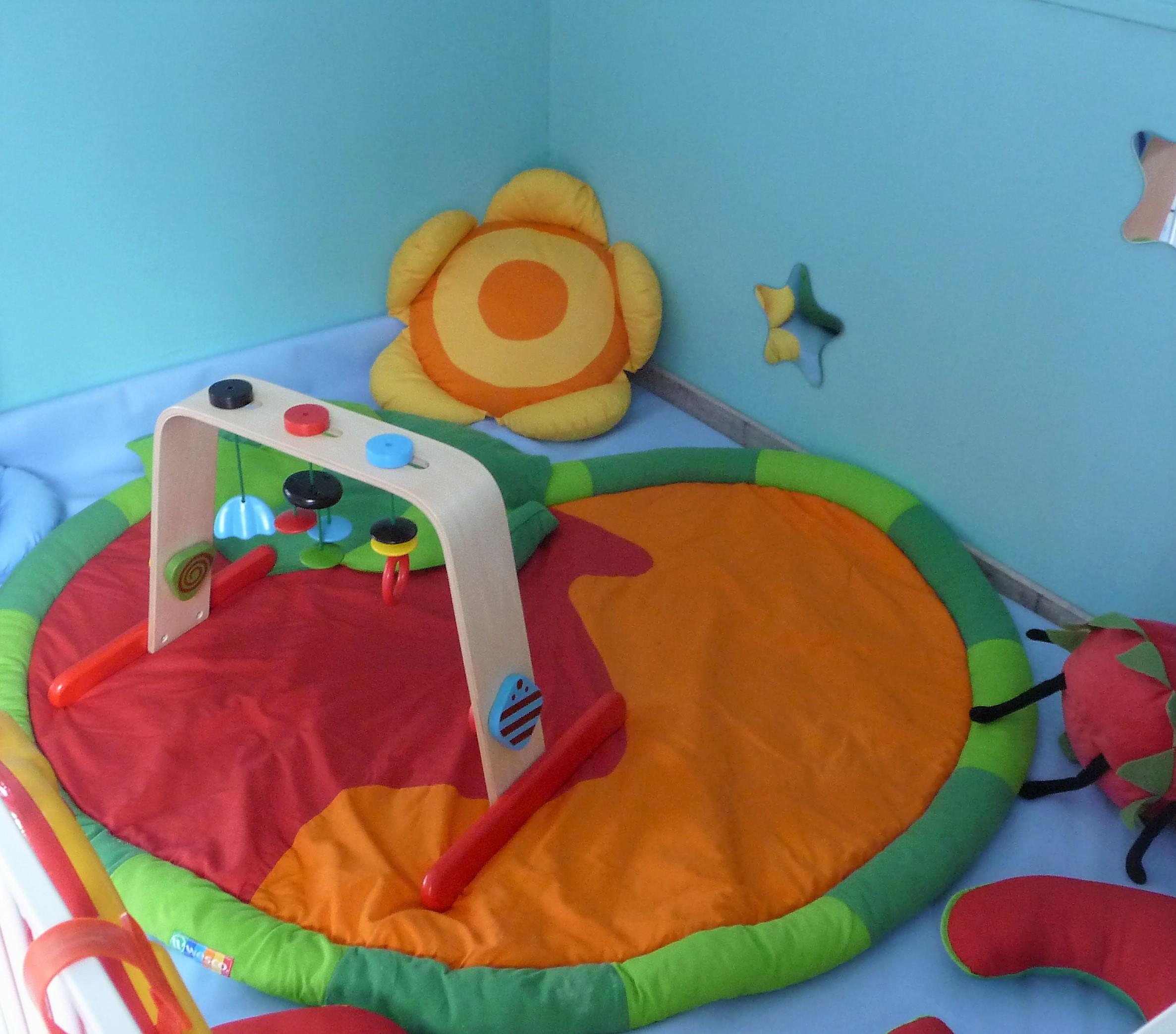 Espace tapis bébé