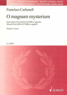 O Magnum Mysterium - cover.jpg