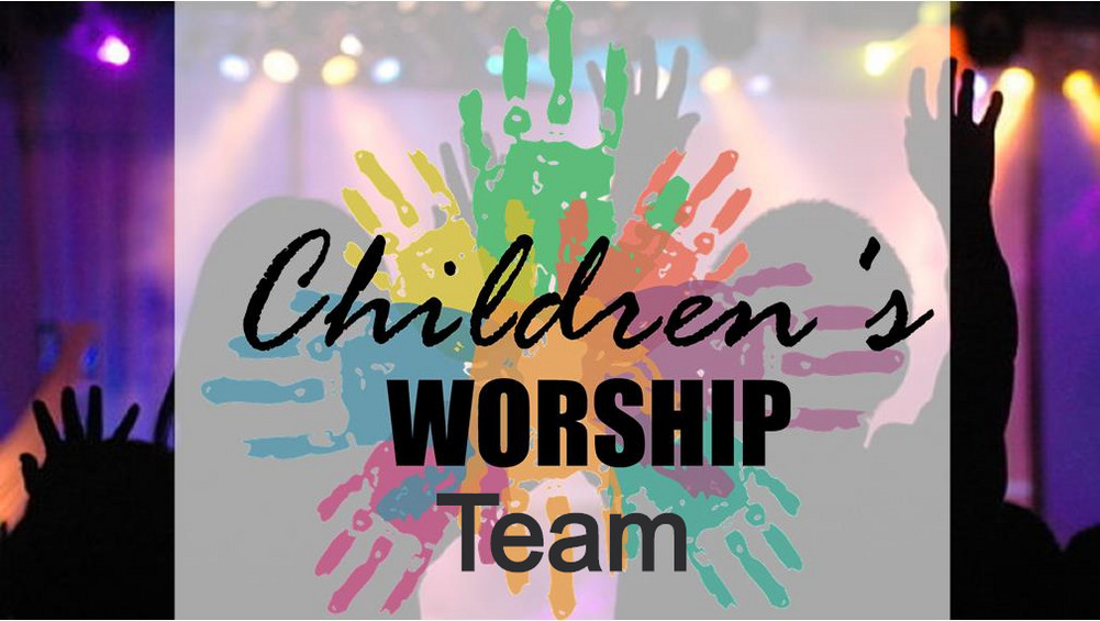 Children's Worship Team