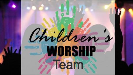 Children's Worship Team