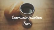Communion Team