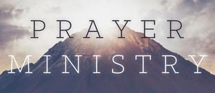 Prayer Ministry Team