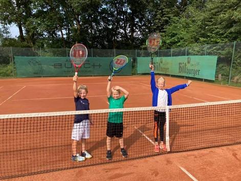 Tennis Ferienspaß