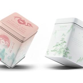 Sacred Life Tea Packaging