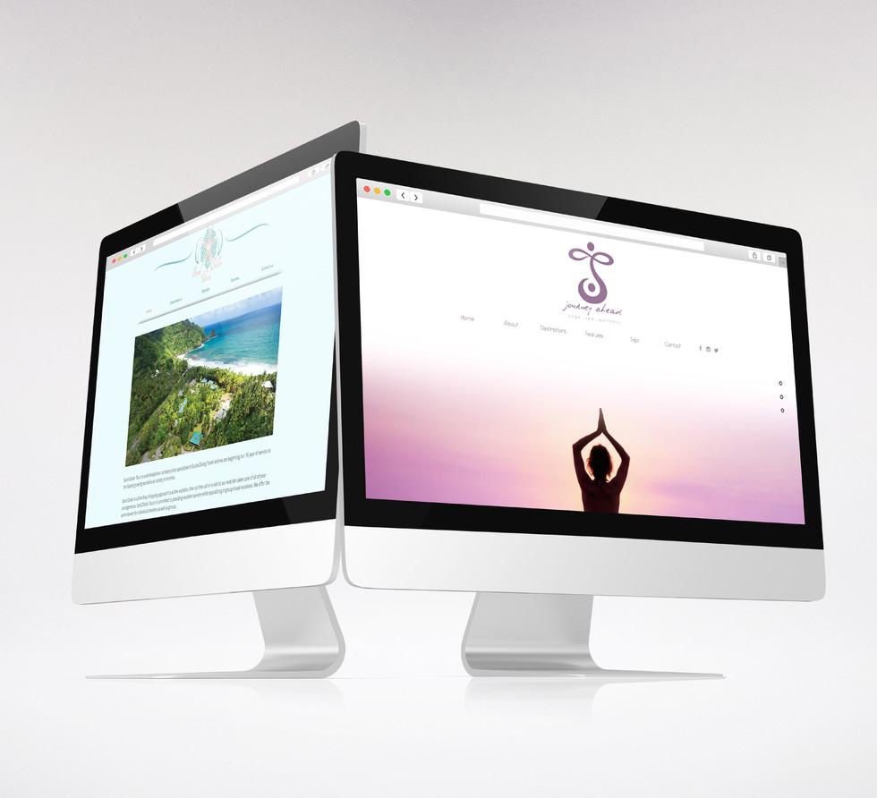 Sand Dollar / Journey Ahead Websites