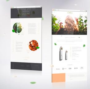 Bioveta Website