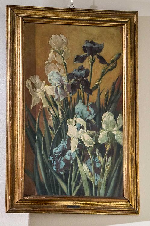 """Iris"" - FRANCESCO ZONGHI LOTTI (Fabriano, 1892)"