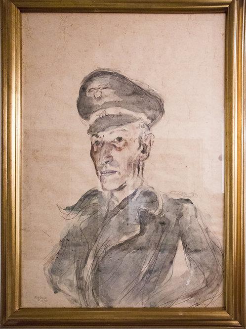 """Obes GAZZA, """"Il generale"""""""