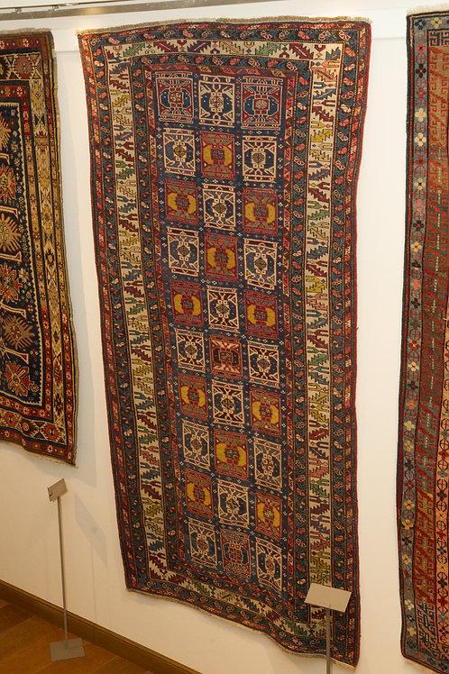 Tappeto caucasico, SHIRWAN, metà '900