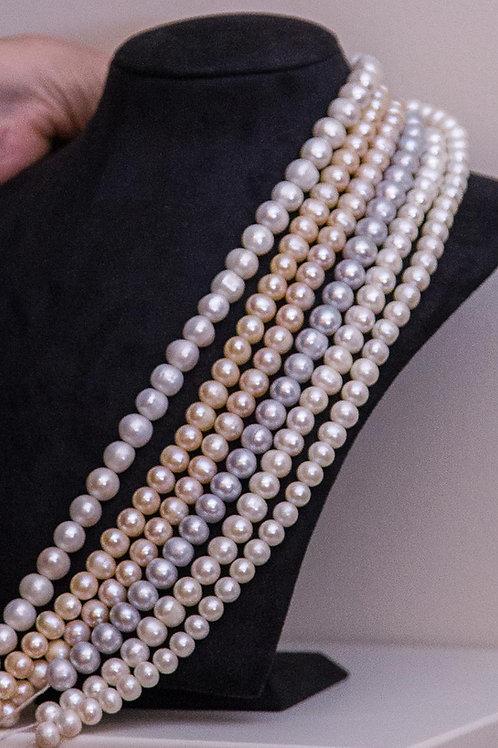 Filo di perle indonesiane