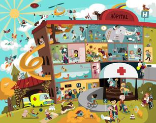 L'hôpital pour enfants