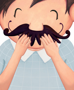 La Moustache du Grand-Oncle Eustache