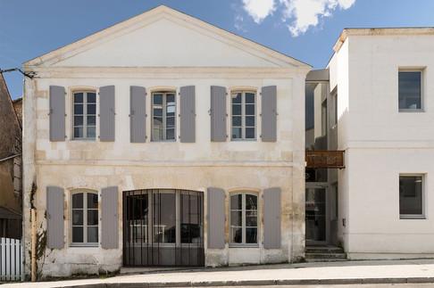 Immeubles Magelis Angoulème