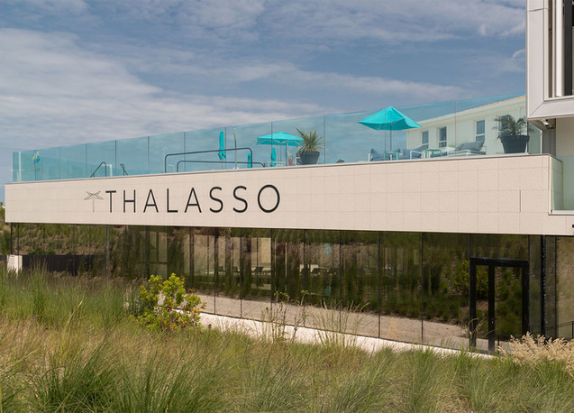 RESTRUCTURATION ET EXTENSION Thalasso 4.