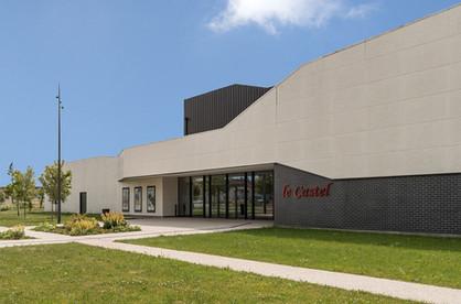 """Salle de spectacle """"Le Castel"""" Chateaubernard"""