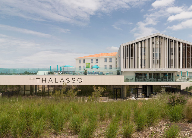 RESTRUCTURATION ET EXTENSION Thalasso 7.
