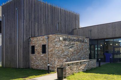 Médiathèque de Saint Jean de Boiseau