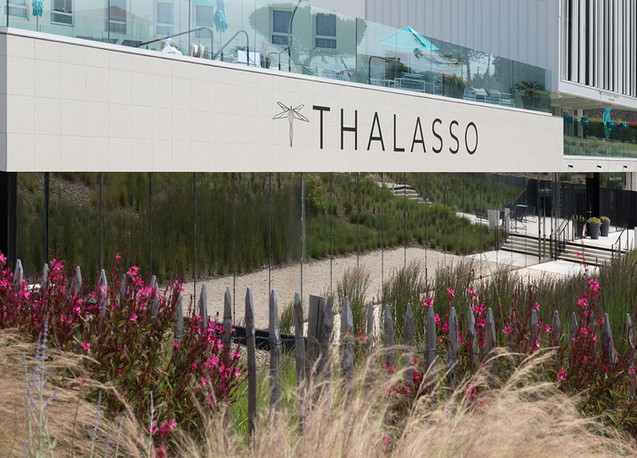 RESTRUCTURATION ET EXTENSION Thalasso 2.