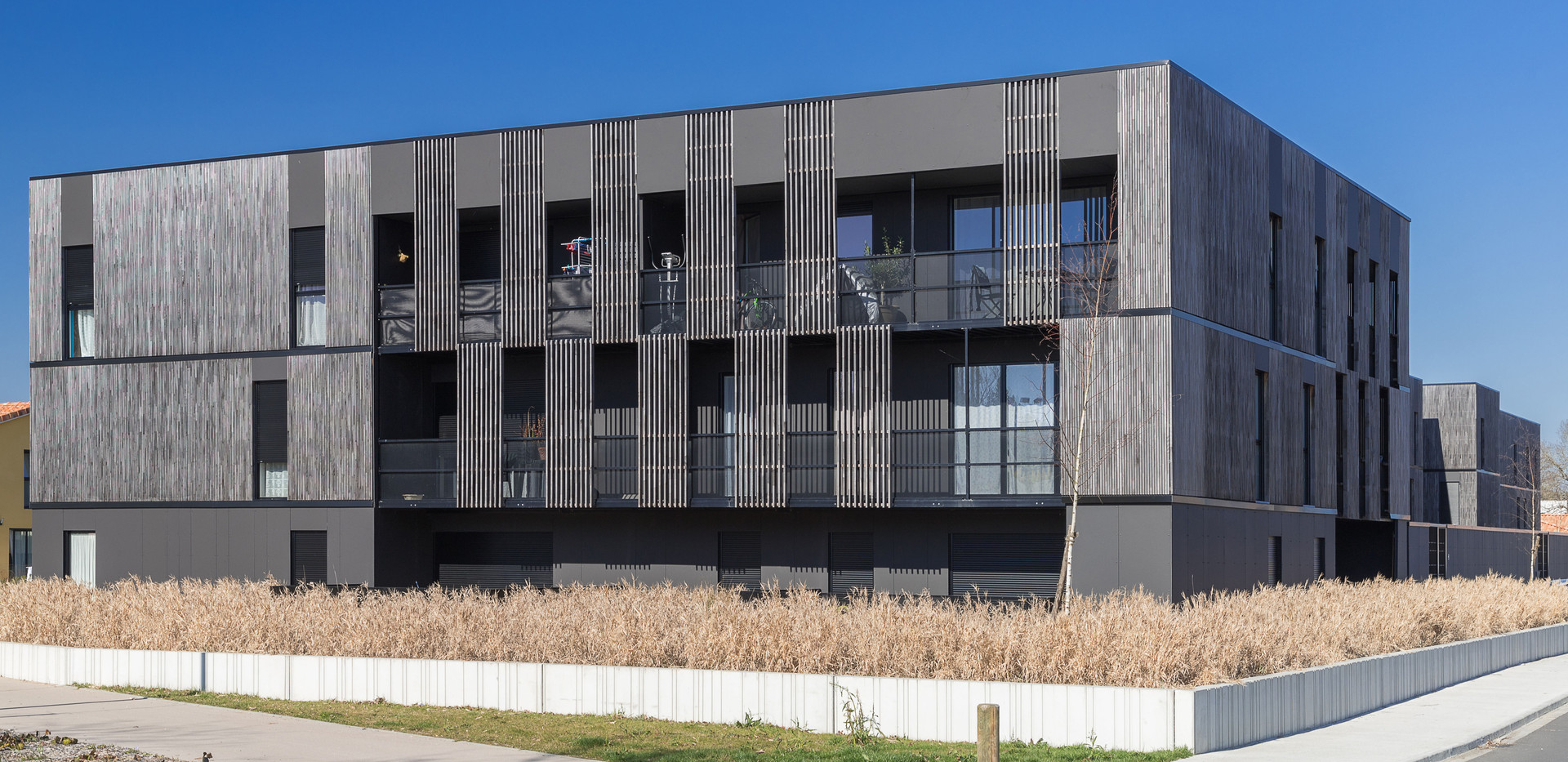 Habitations collectives Saint Jean de Bo